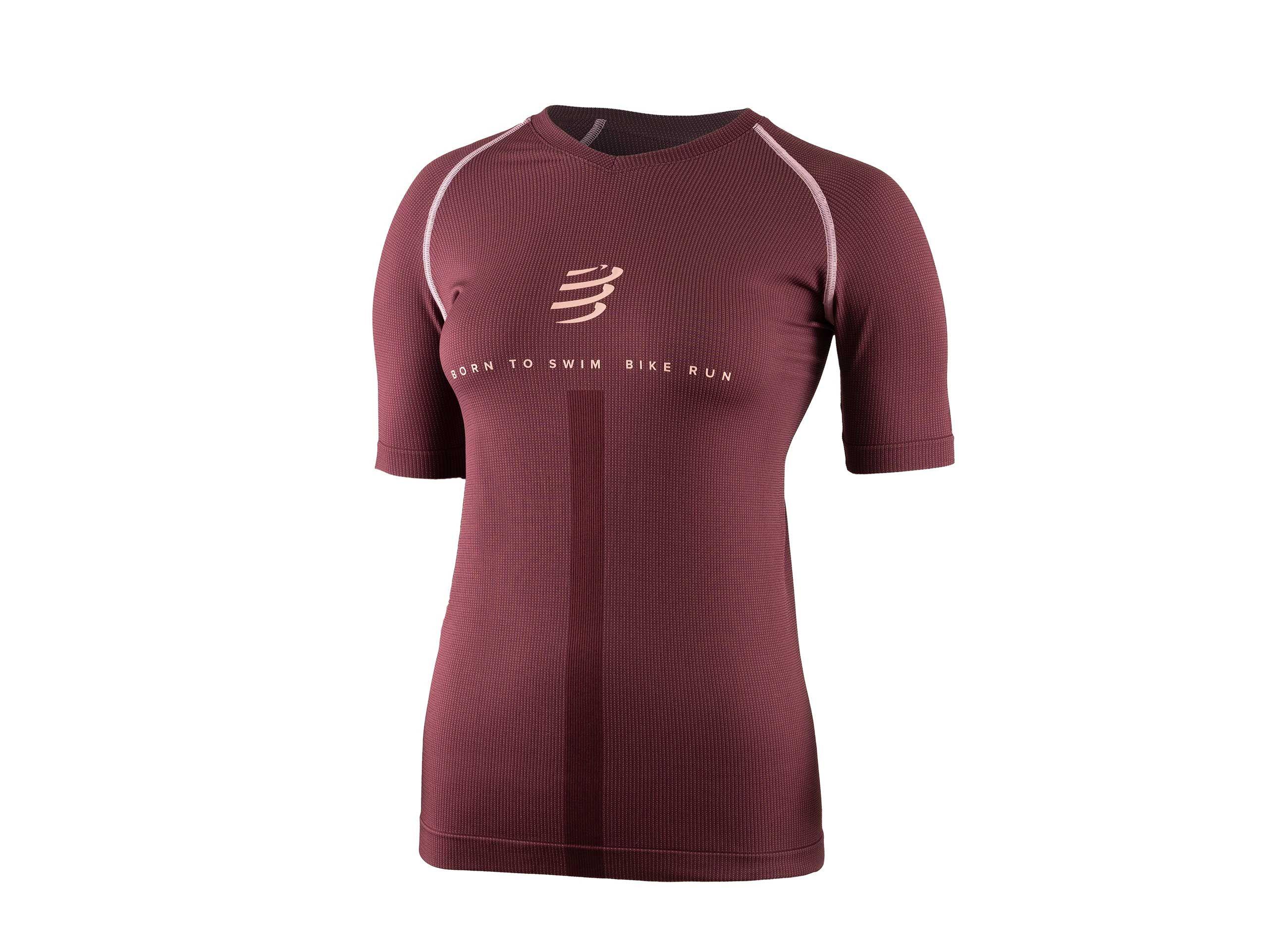 Training Tshirt SS W - Born To SwimBikeRun 2020