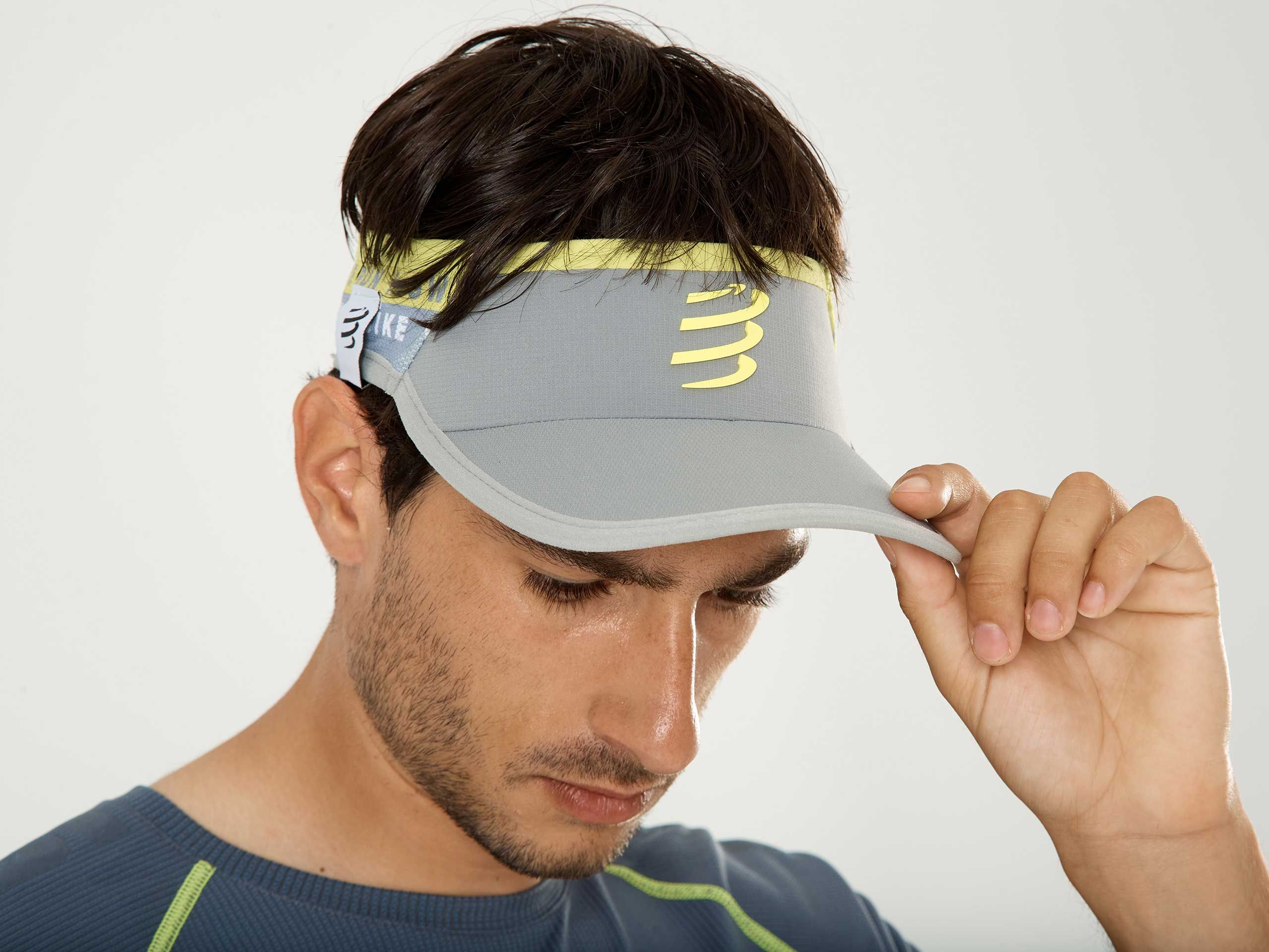 Visor Ultralight - Born To SwimBikeRun 2020