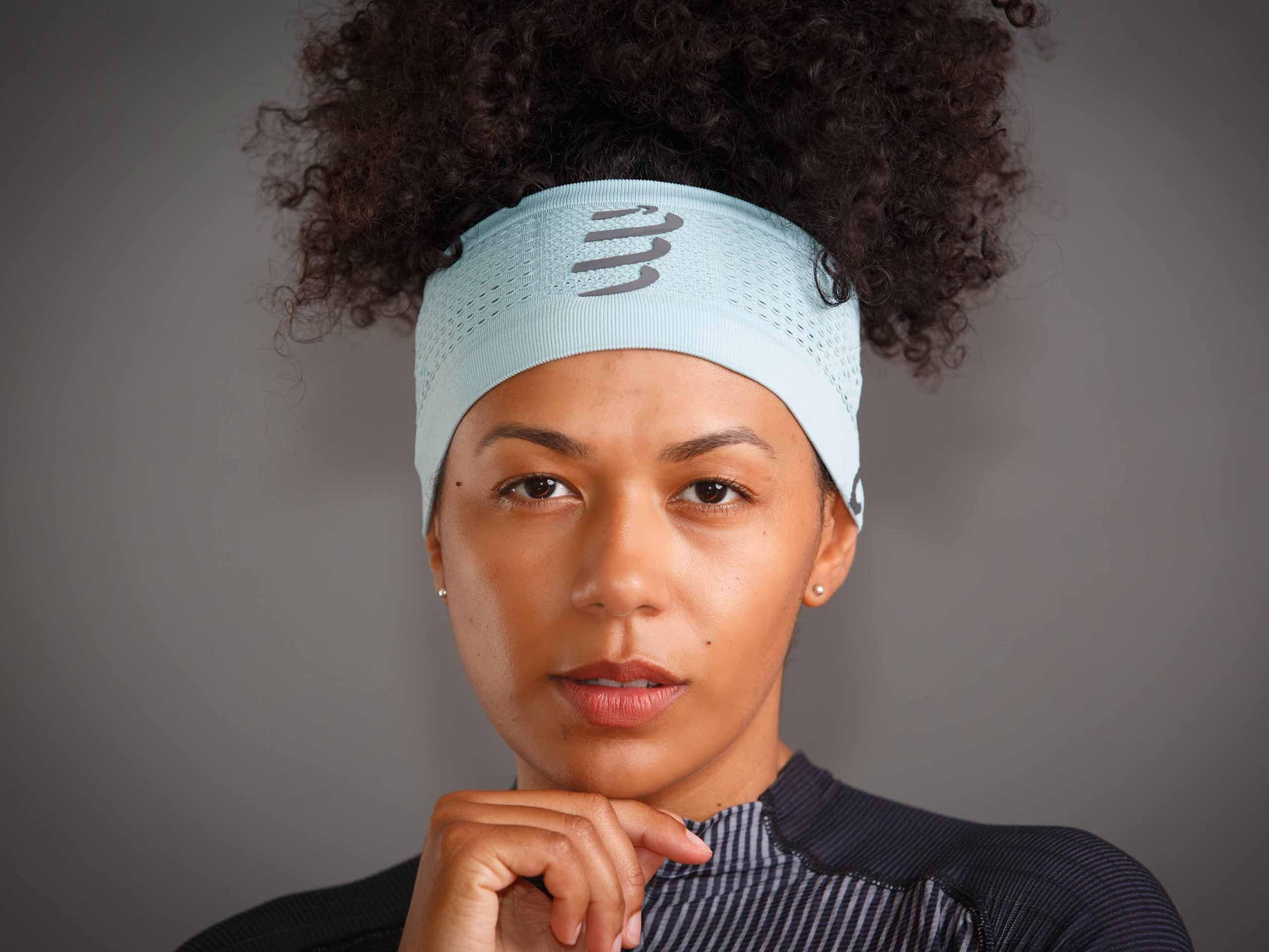 Headband On/Off NILE BLUE