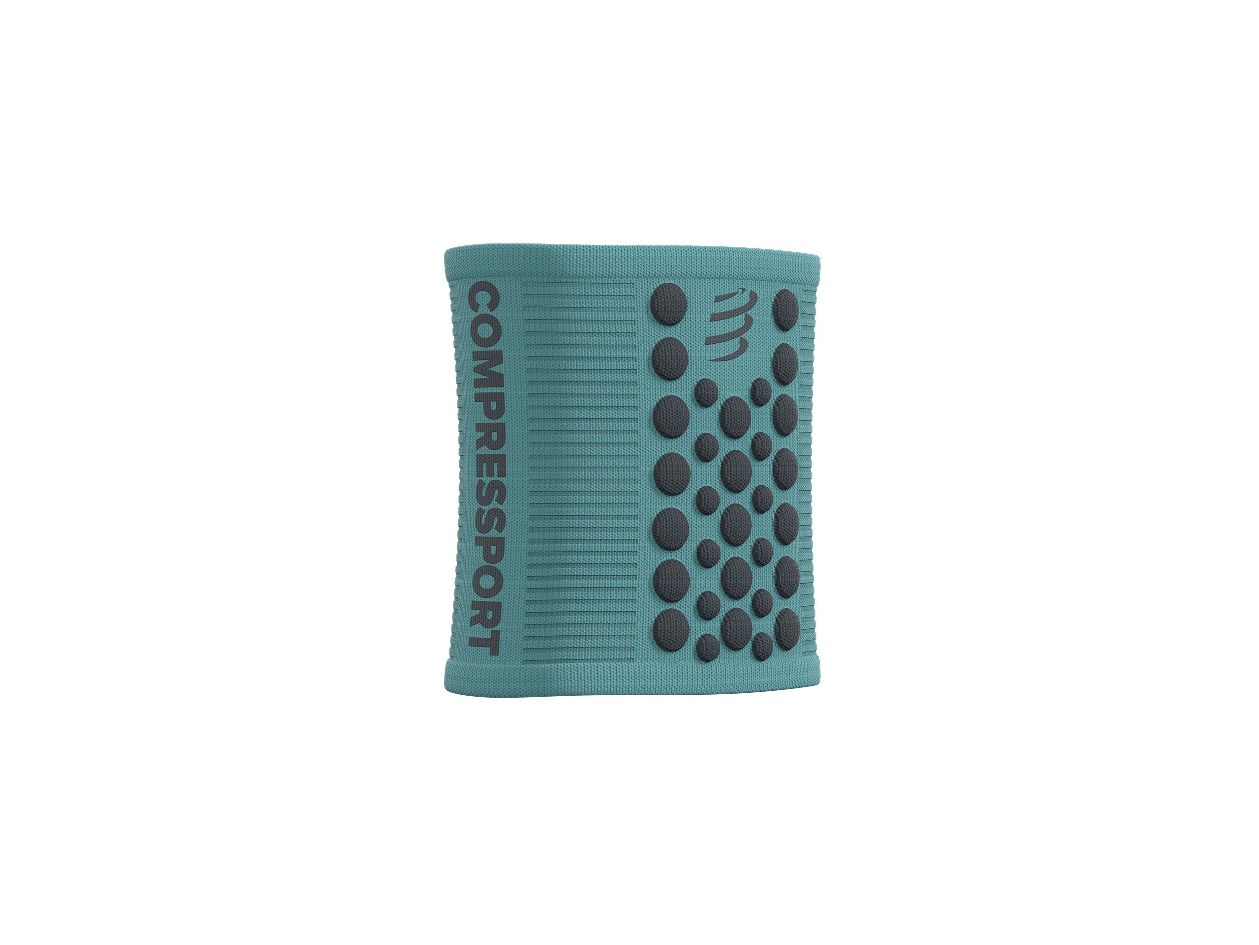 Sweatbands 3D.Dots - Nile Blue