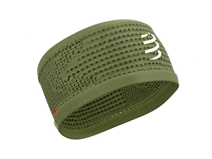 Headband on off vert de gris