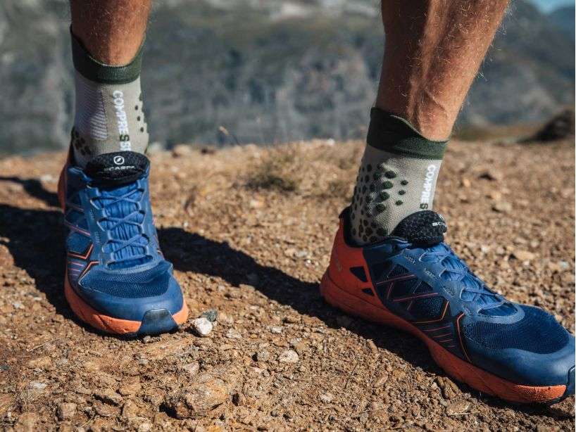 Pro Racing Socks V3.0 Trail - Dusty Olive