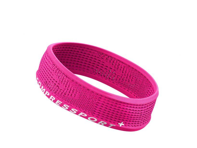 Thin Headband On/Off pink