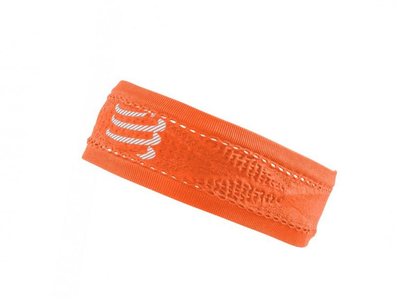 Thin HeadBand On/Off FLUO ORANGE