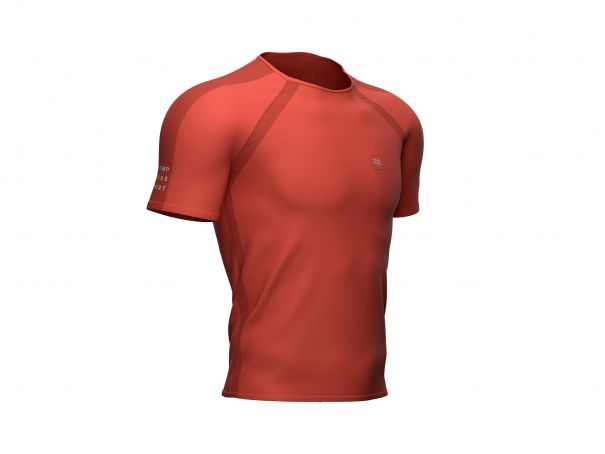 Training SS Tshirt RED CLAY
