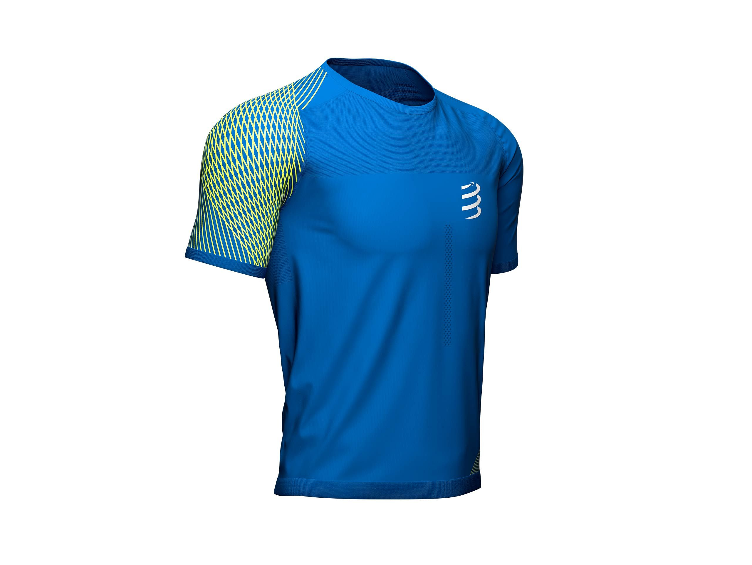 Performance SS Tshirt M BLUE LOLITE