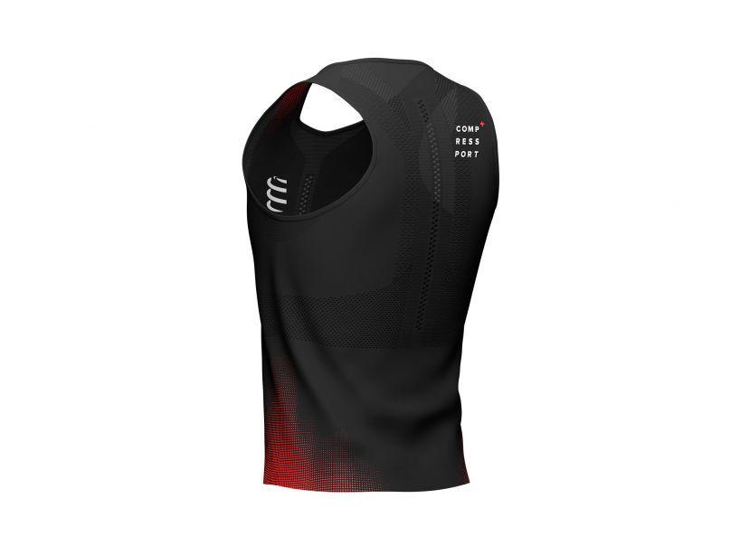 Pro Racing Singlet M BLACK
