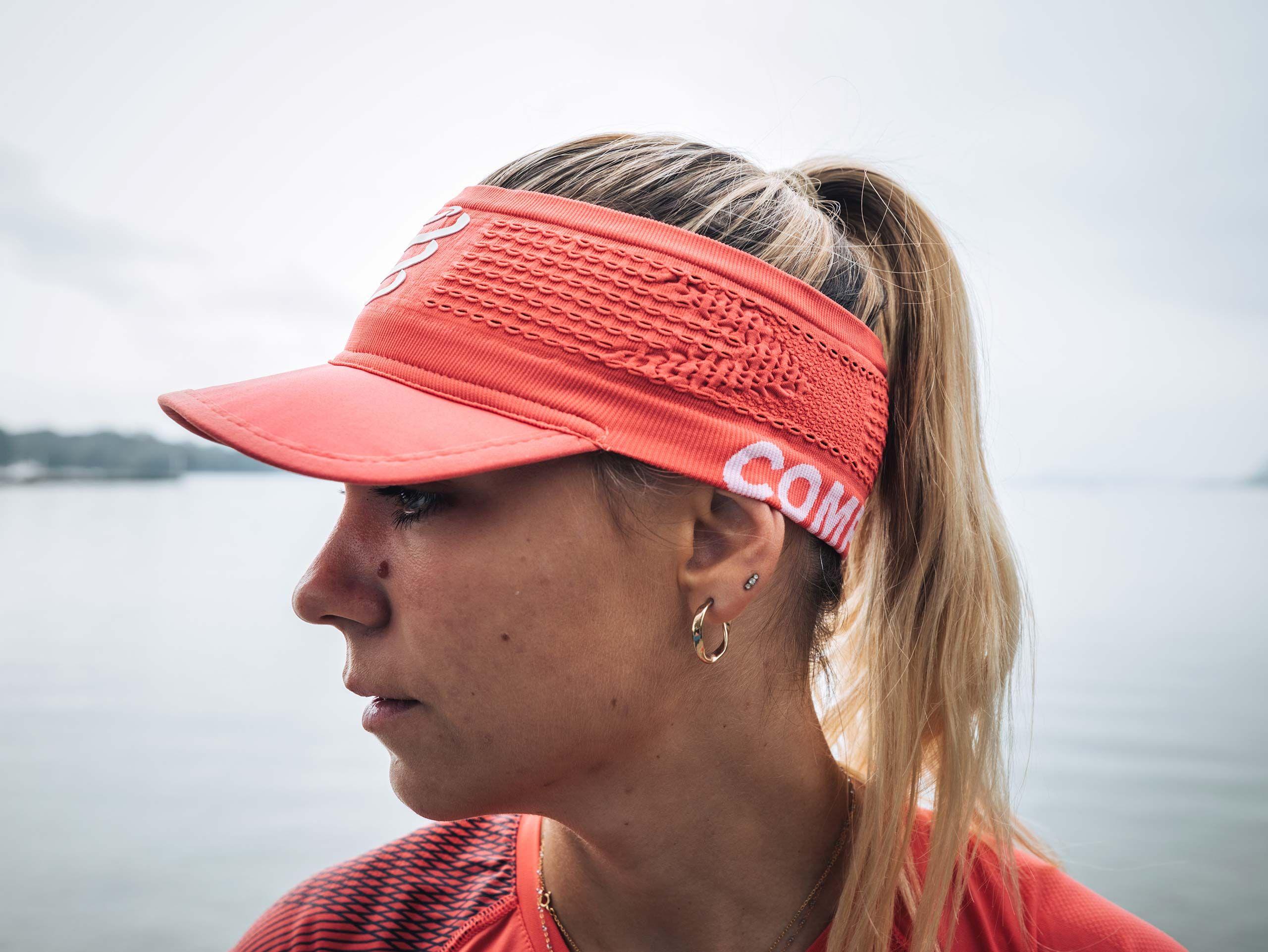Spiderweb Headband On/Off CORAL