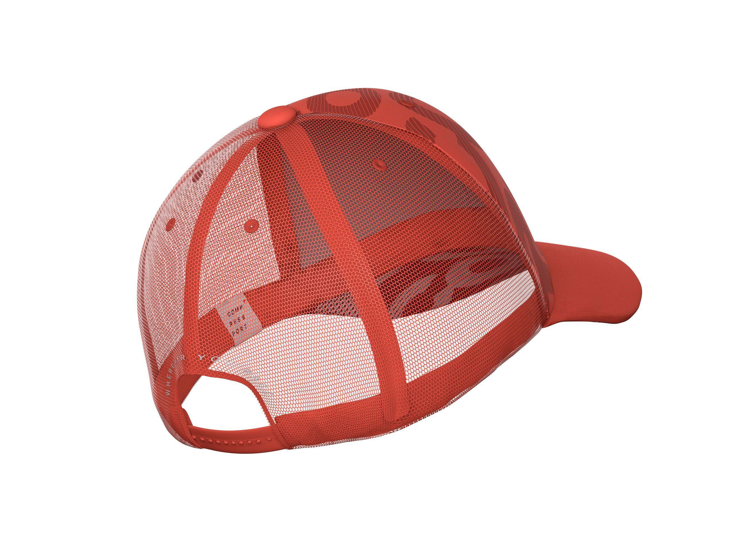 Trucker Cap RED CLAY
