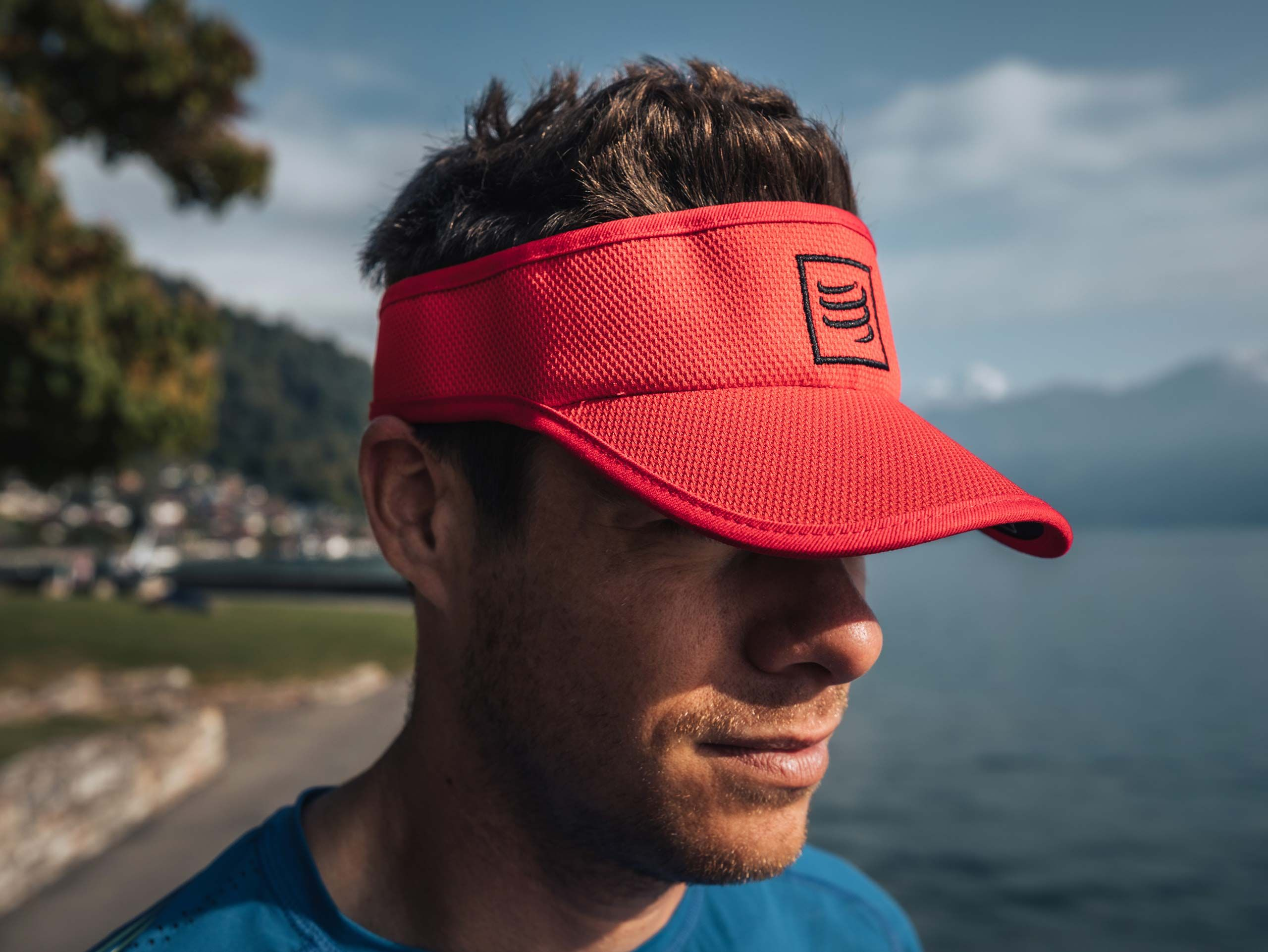 Visor RED/BLACK