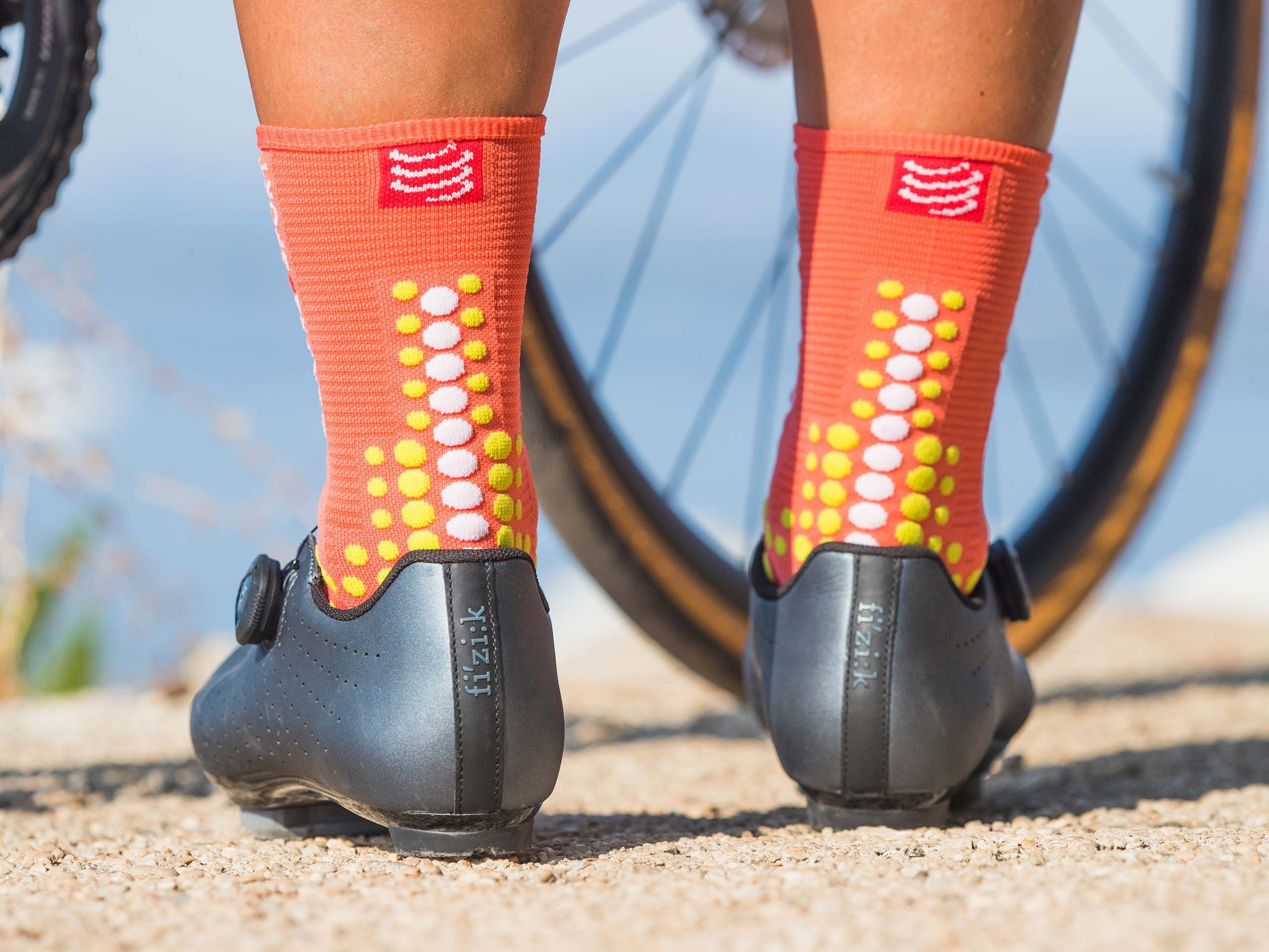 Pro Racing Socks v3.0 Bike CORAL