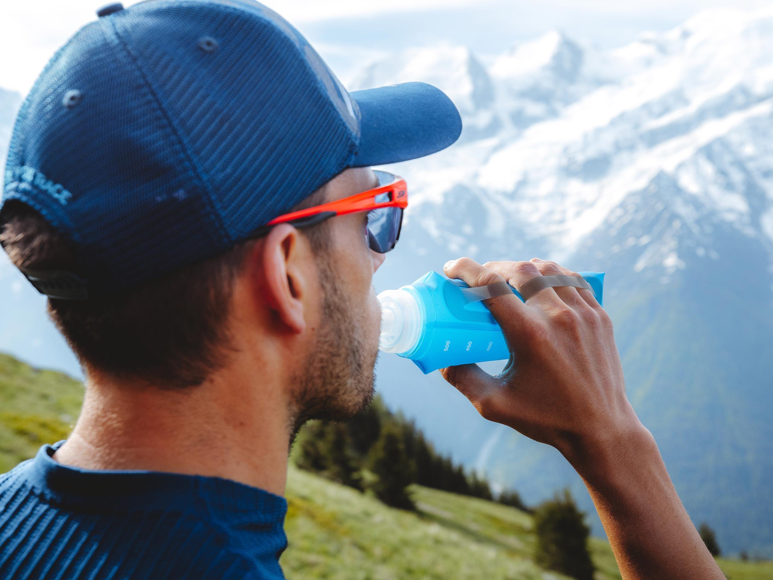 ErgoFlask 500mL Handheld - Mont Blanc 2021