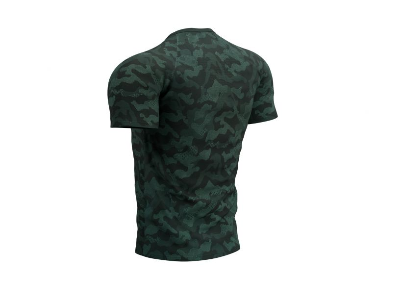 Training SS Tshirt M Camo Premium - Green Gables