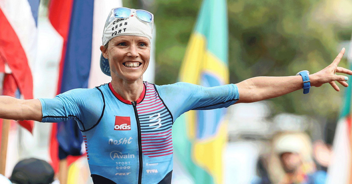 Ironman World Championships Kona, USA, Kaisa Sali 6th