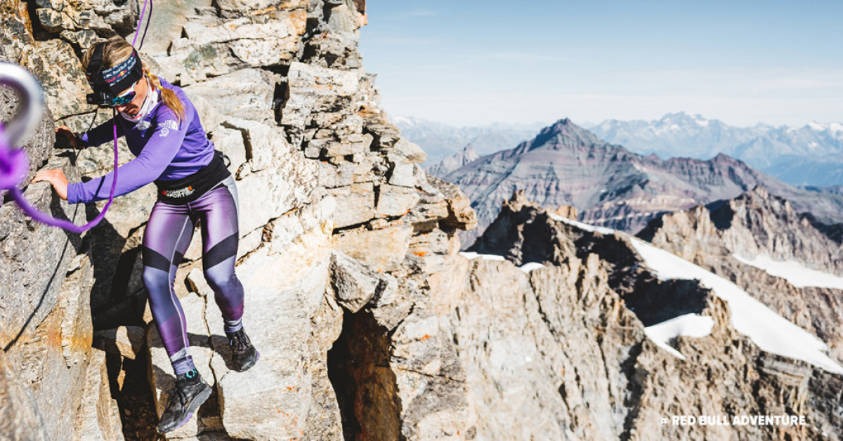 FERNANDA MACIEL ACCOMPLISHES 2 MAJOR CHALLENGES ON 2 OF THE WORLDS TOUGHEST MOUNTAINS.