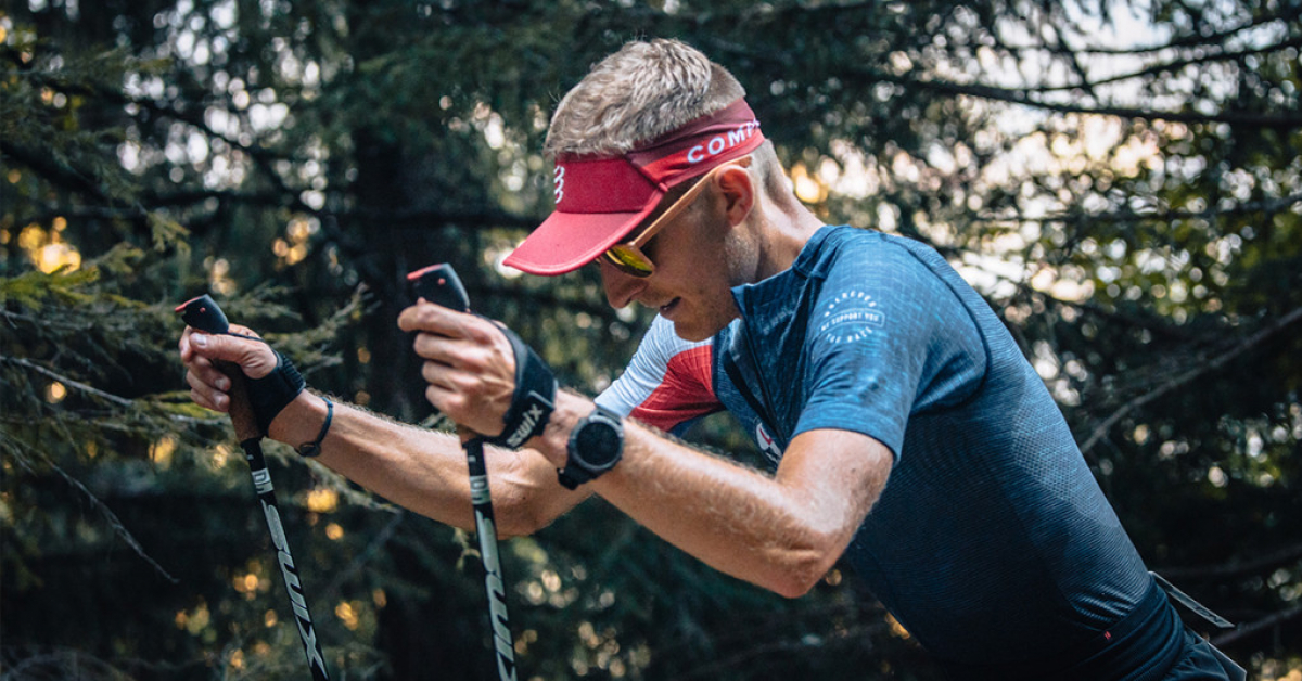 Aurélien Dunand-pallaz breaks the 24hour uphill/downhill trailrunning record