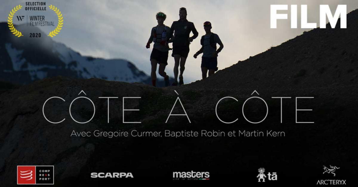 CÔTE À CÔTE - PREMIERE with G. Curmer, B. Robin & M. Kern