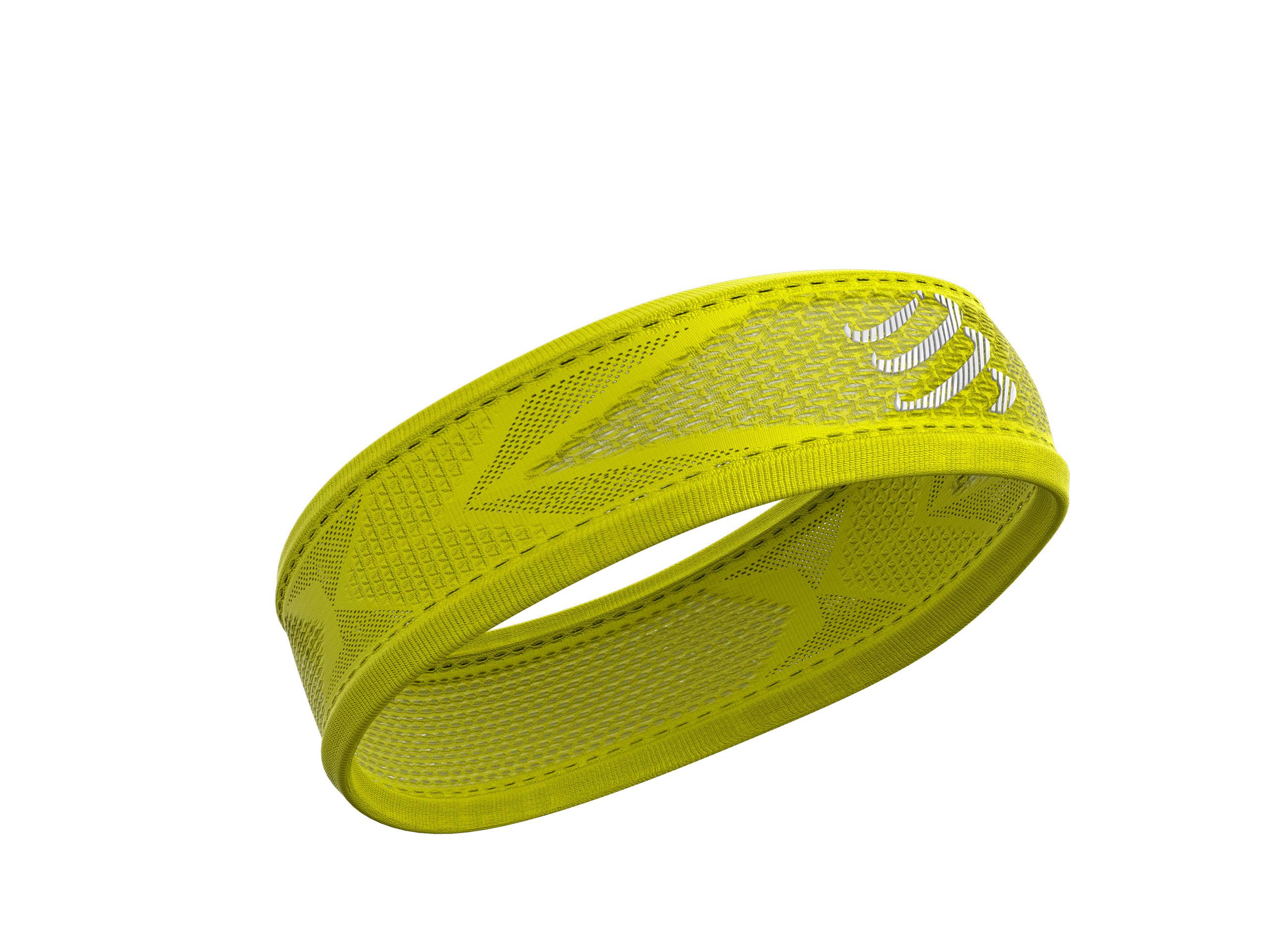Headband sottile On/Off gialla