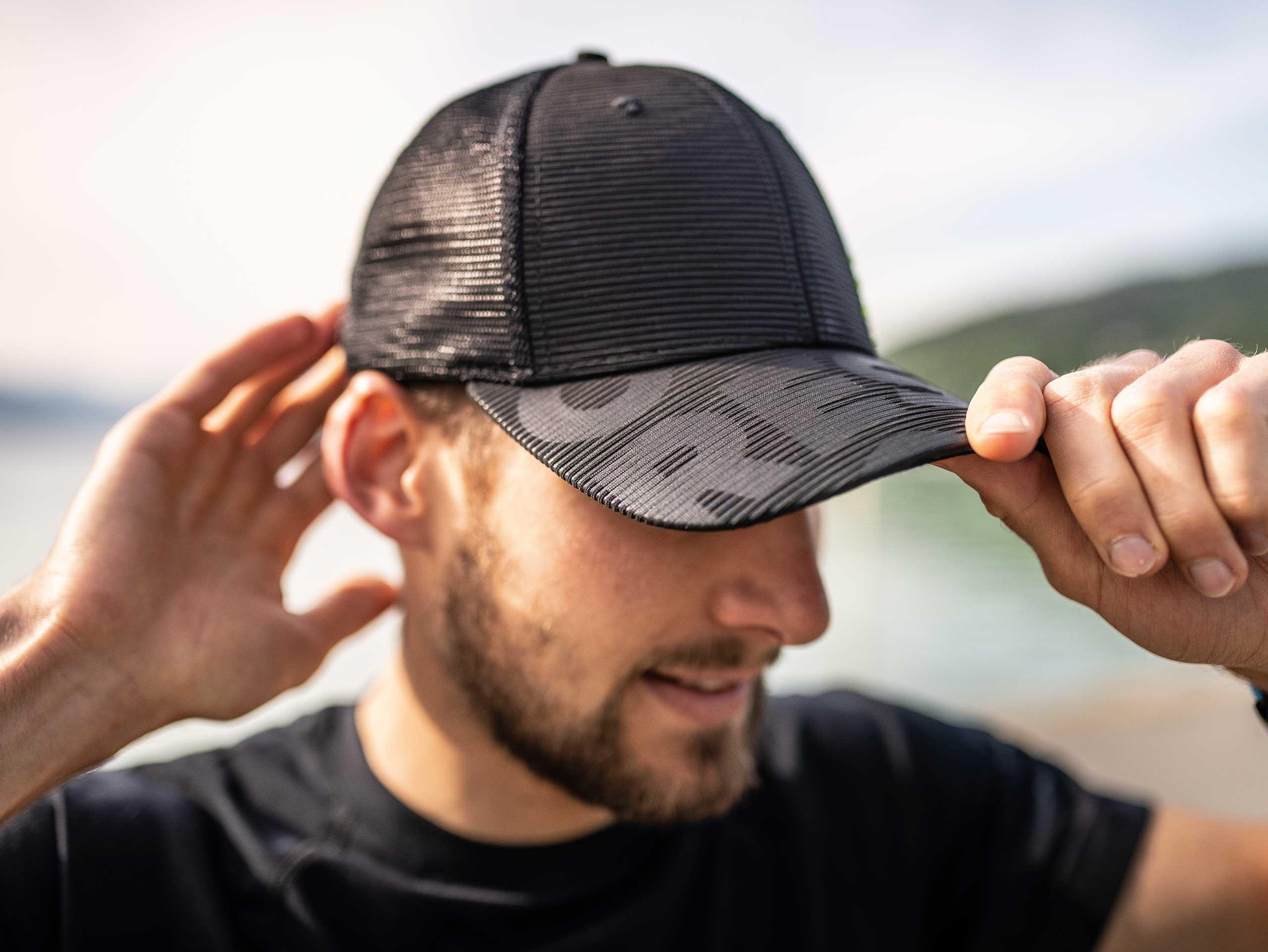 Cappellino camionista - Black Edition 2019
