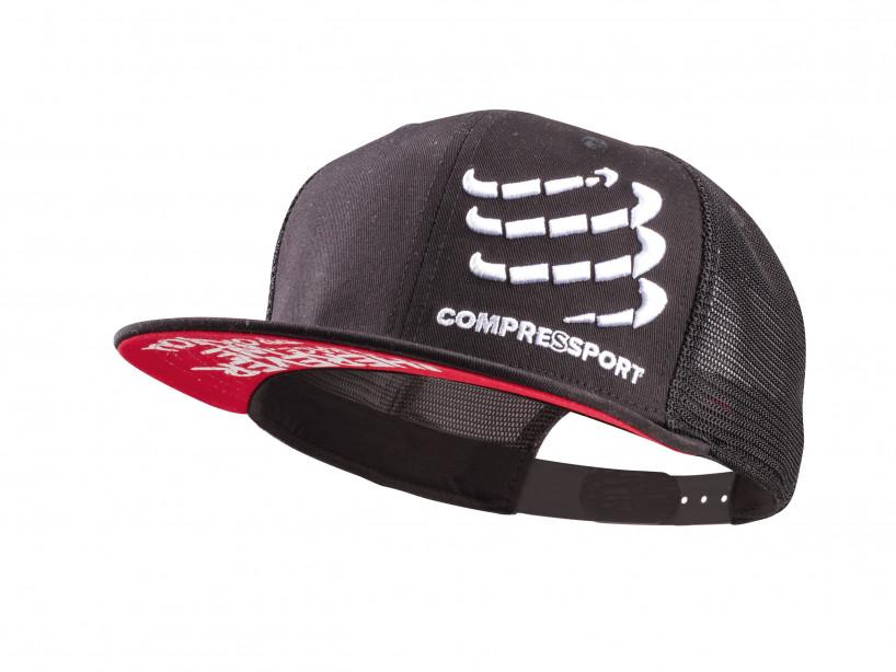 Cappellino camionista nero
