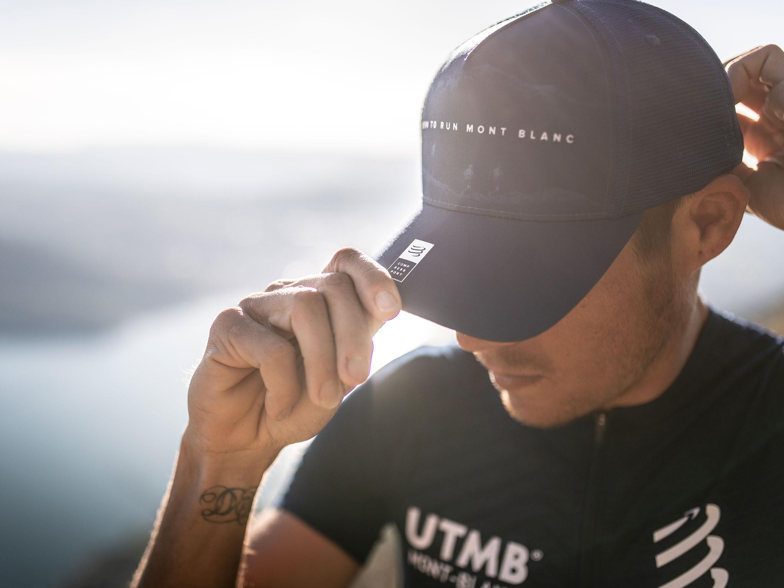 Cappellino camionista - Mont Blanc 2019