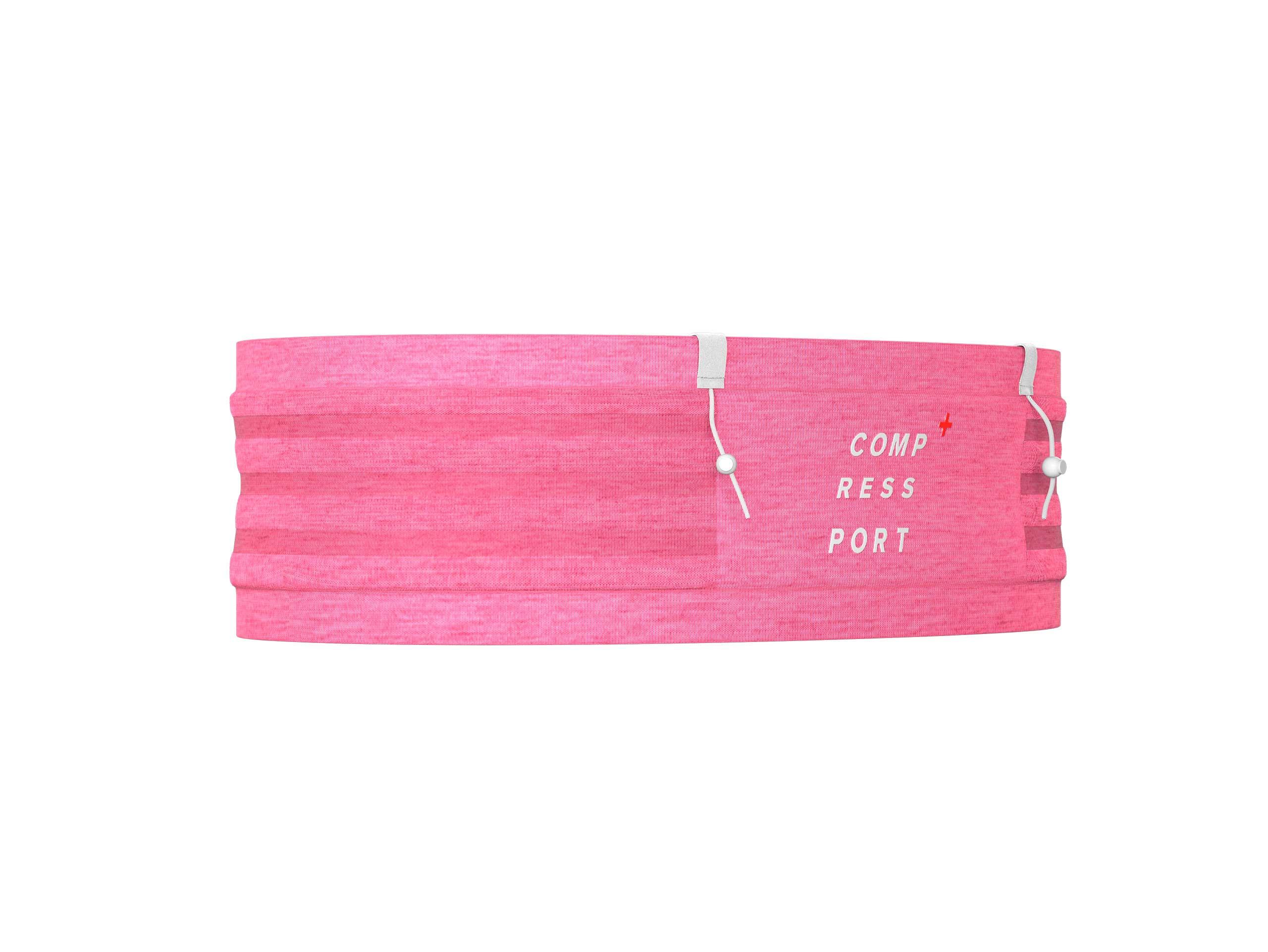 Cintura Free Belt professionale rosa melange