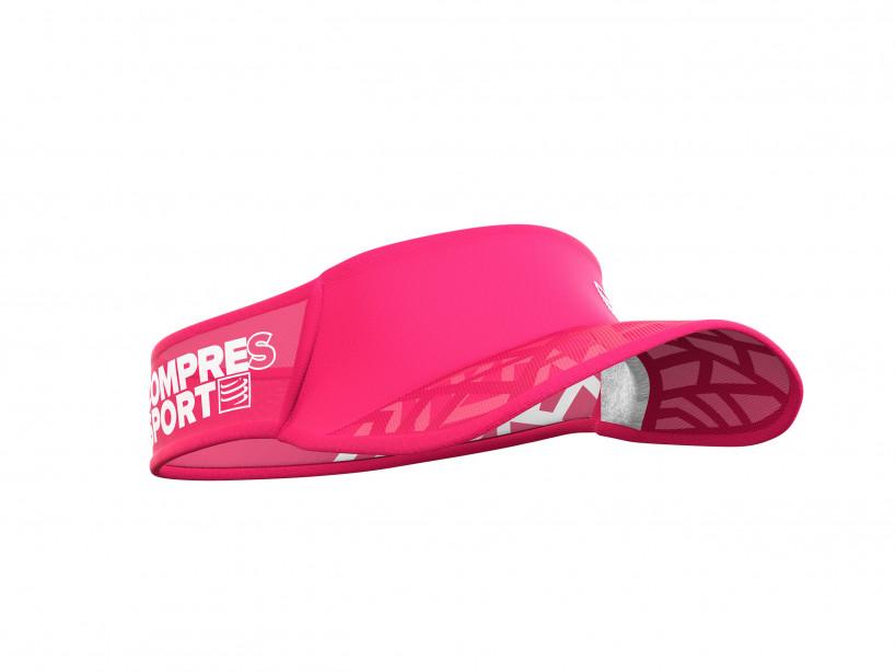 Visiera ultra-leggera Spiderweb rosa