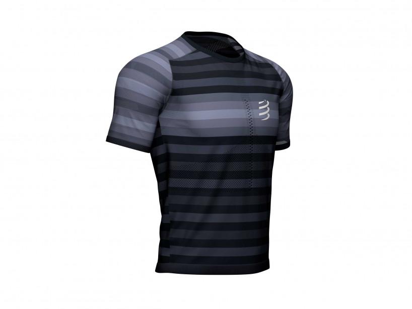 T-shirt SS da gara nera