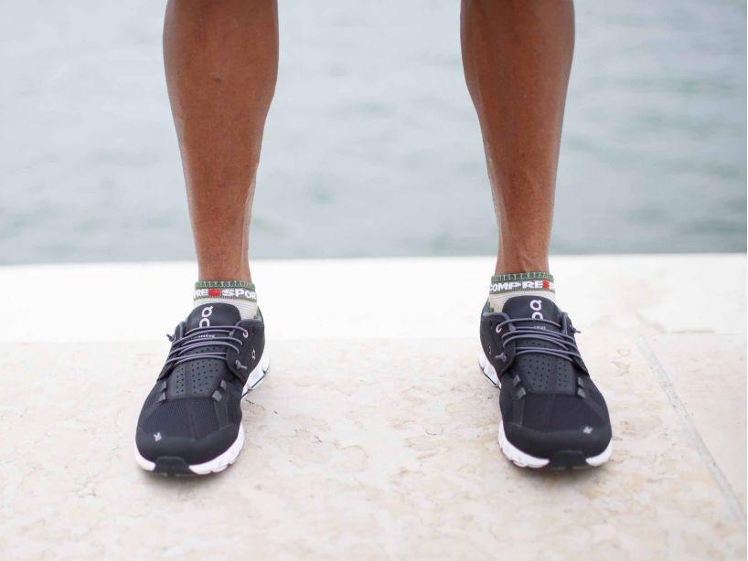 Pro Racing Socks v3.0 Run Low DUSTY OLIVE