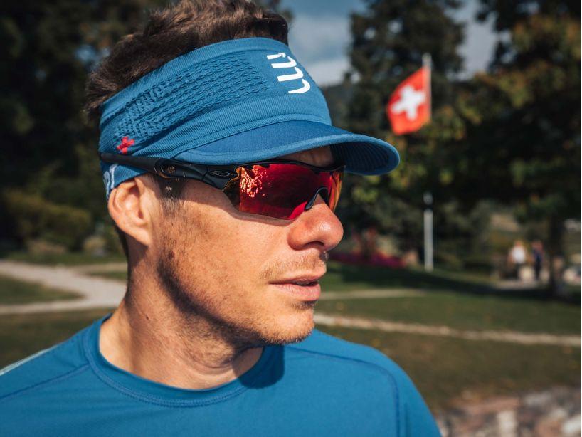 Spiderweb Headband On/Off BLUE LOLITE