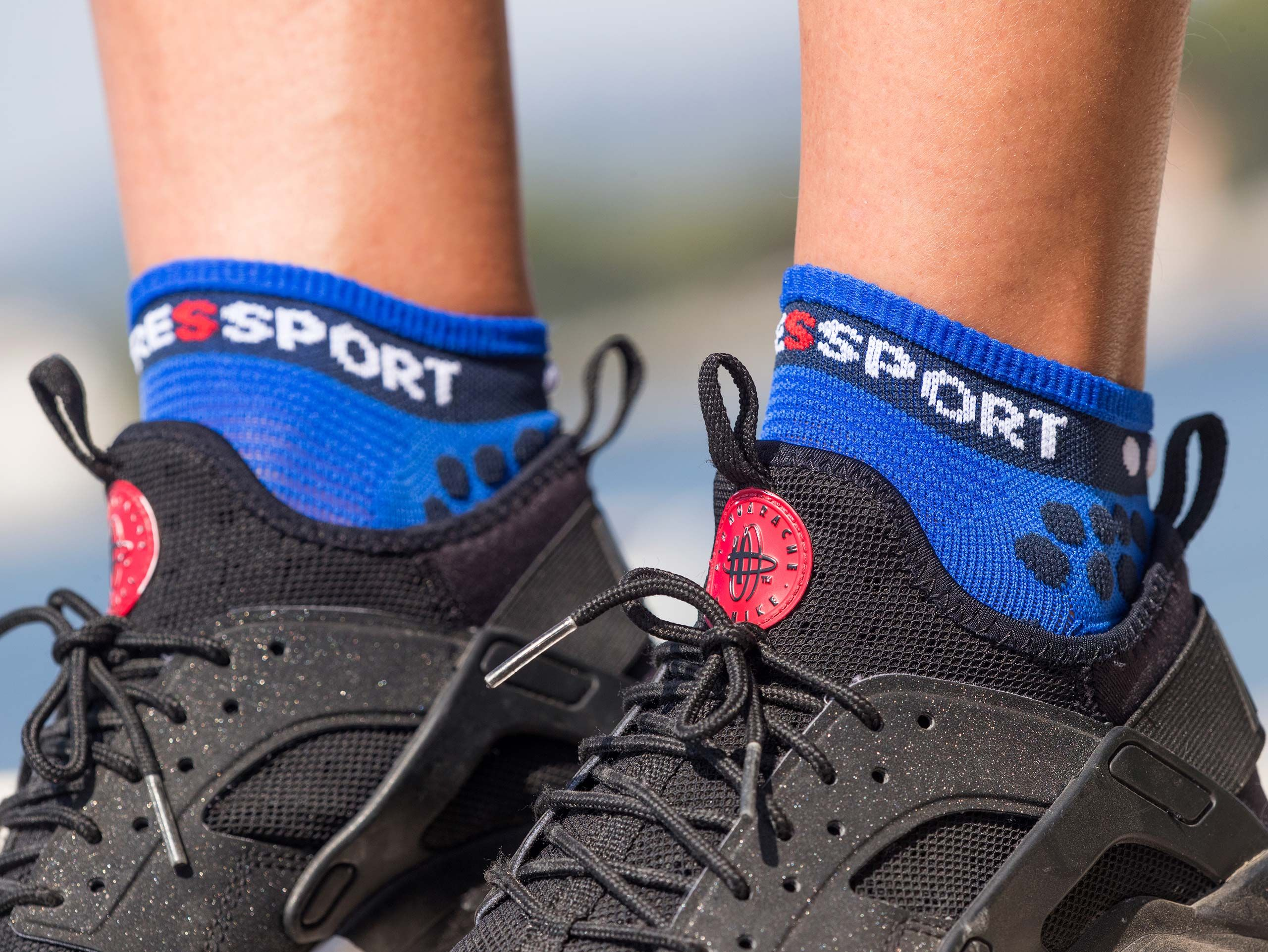 Pro Racing Socks v3.0 Run Low BLUE LOLITE