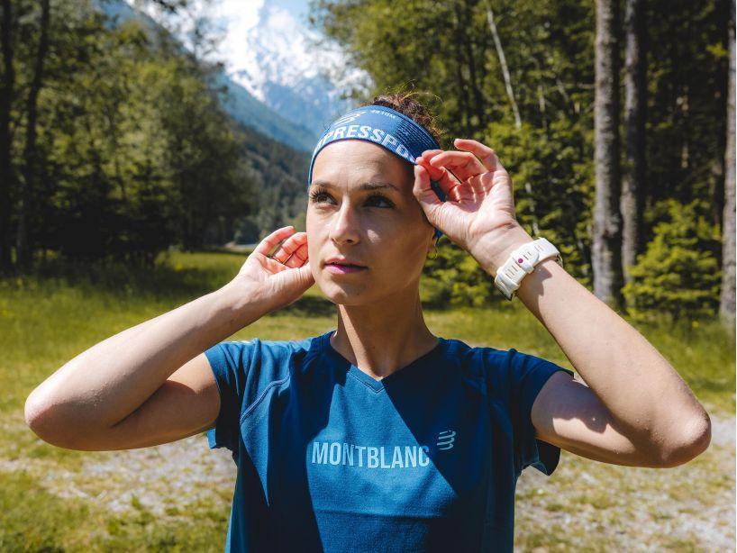 HeadBand On/Off - Mont Blanc 2021