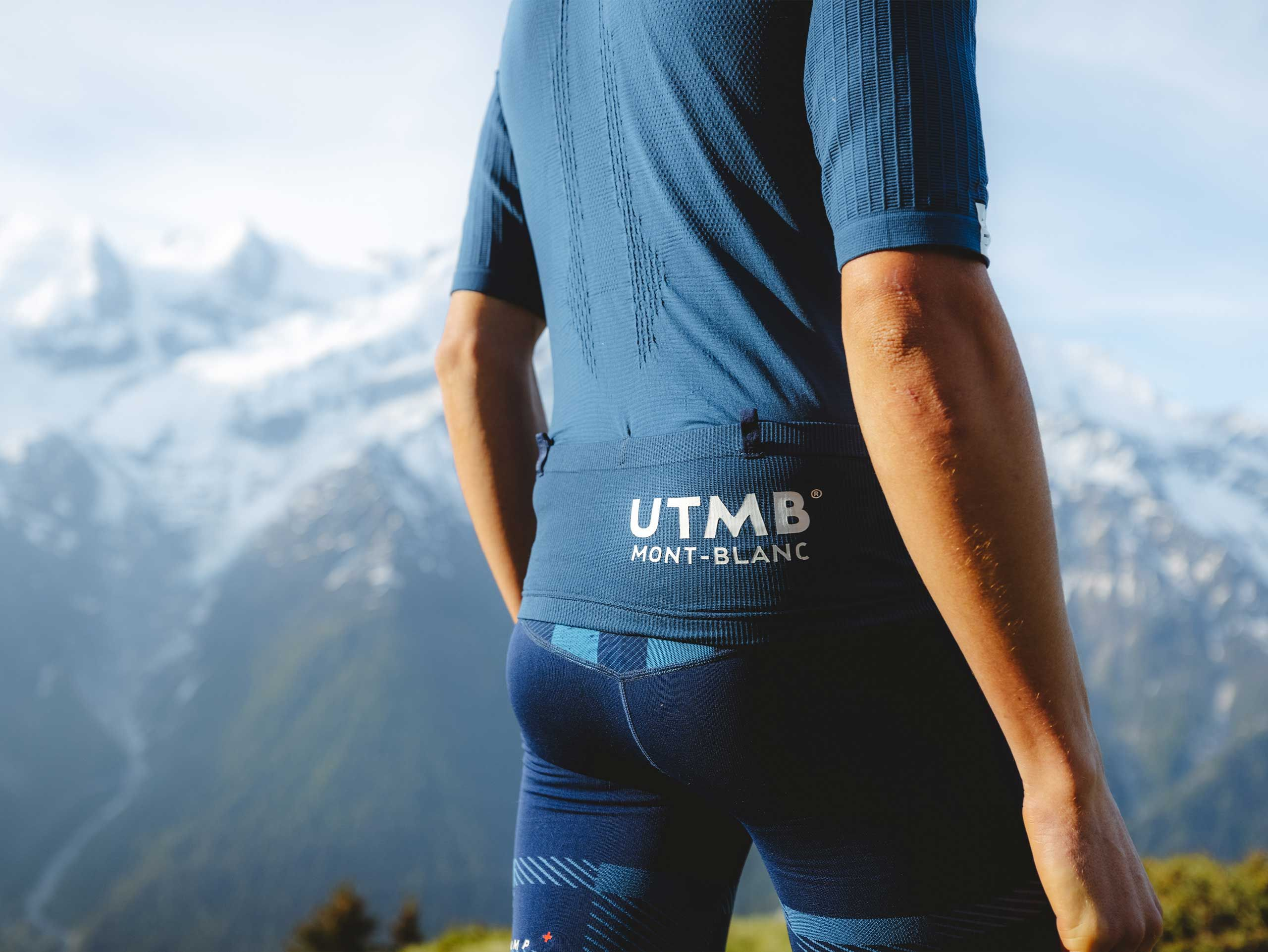 Ultra-Trail Postural SS Top - UTMB 2021