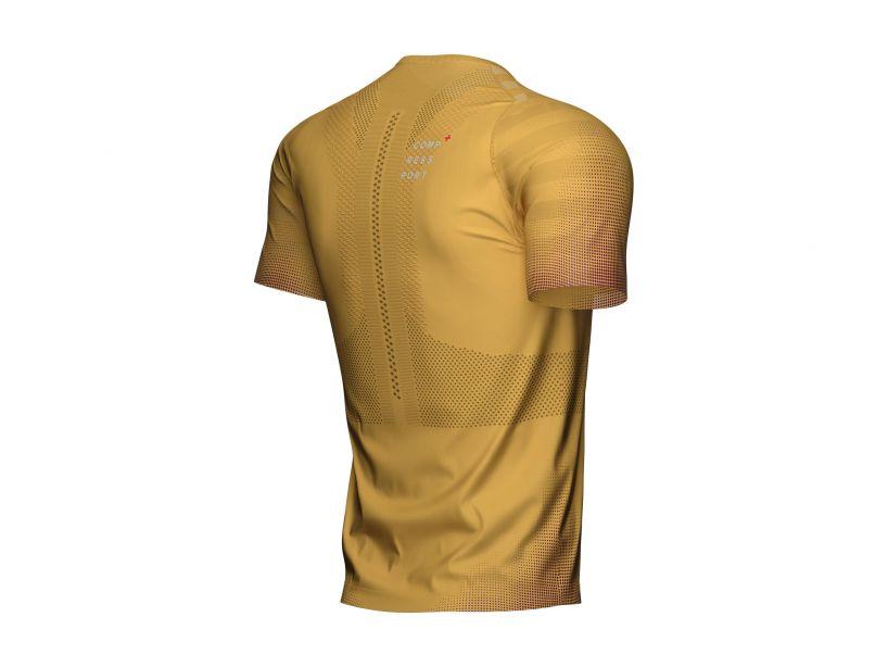 Racing SS Tshirt M HONEY GOLD