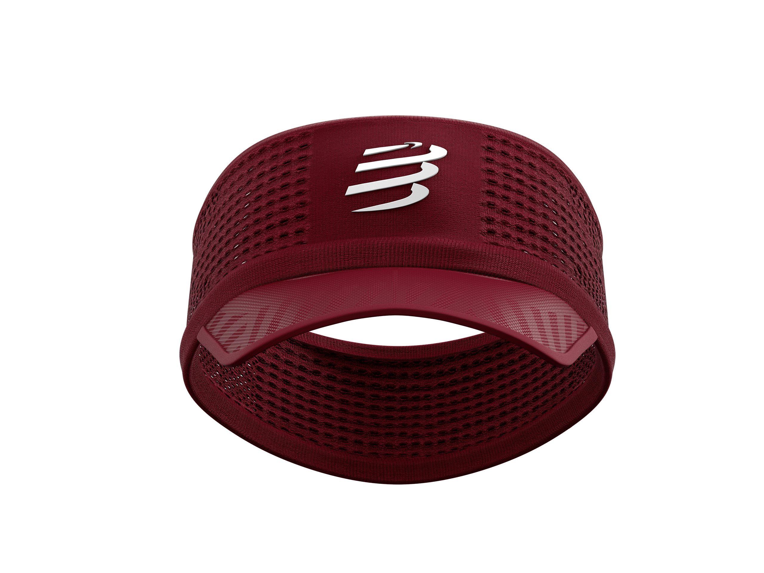 Spiderweb Headband On/Off - Zinfandel