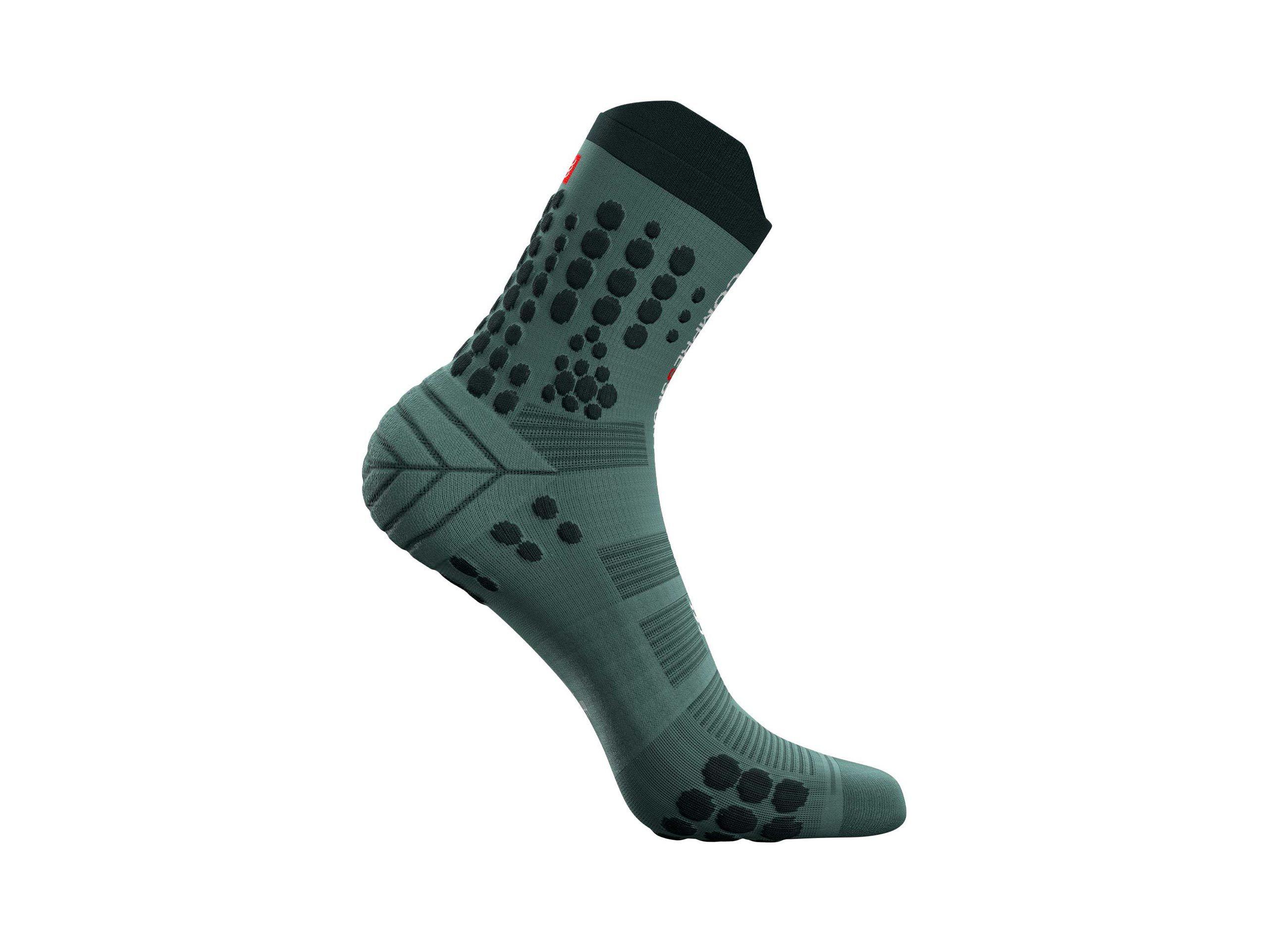Pro Racing Socks v3.0 Trail - Silver Pine