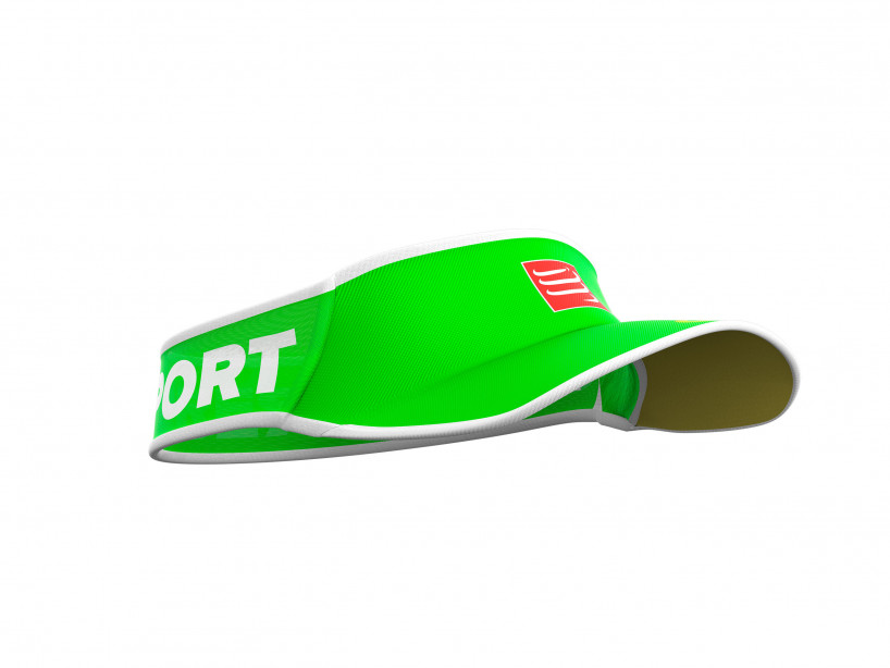 4b5fd1e2ea7157 Best running cap l Visor Ultralight by Compressport