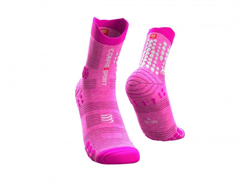 Pro Racing Socks v3.0 Trail pink melange