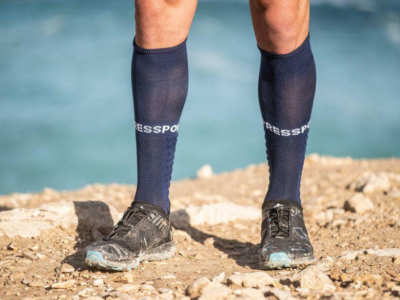 Full Socks Run blue