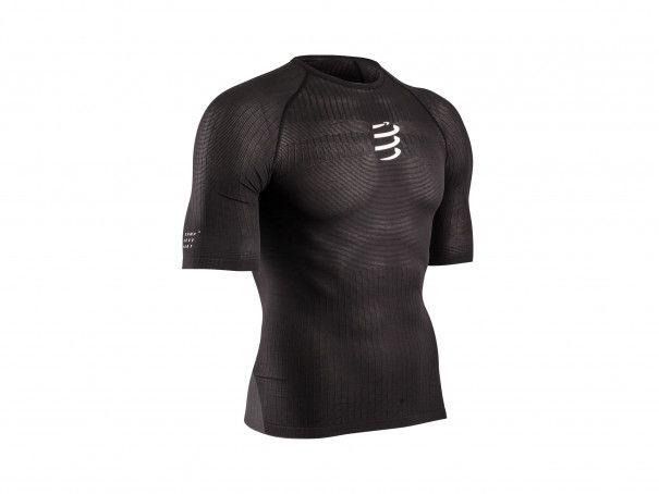 3D thermo 50g SS Tshirt black