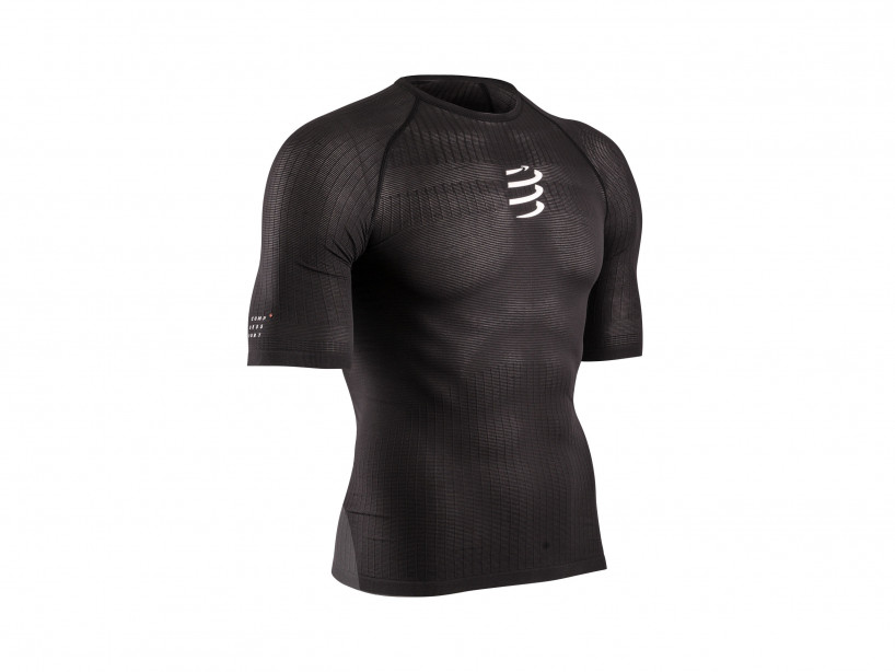3D thermo 50g SS Tshirt black