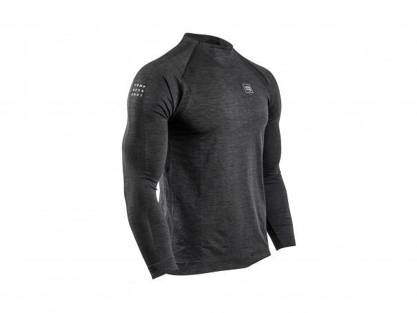 Training Tshirt LS black
