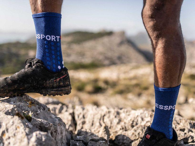 Ultra Trail Socks blue melange