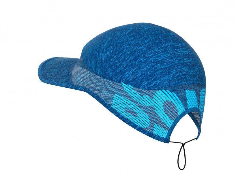 Pro Racing Cap blue melange