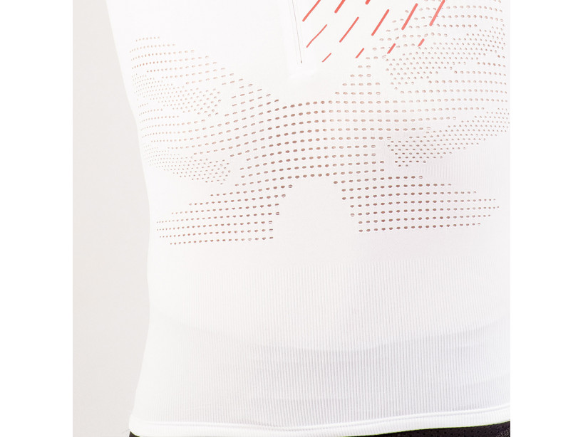 Trail Running Postural Tank Top white
