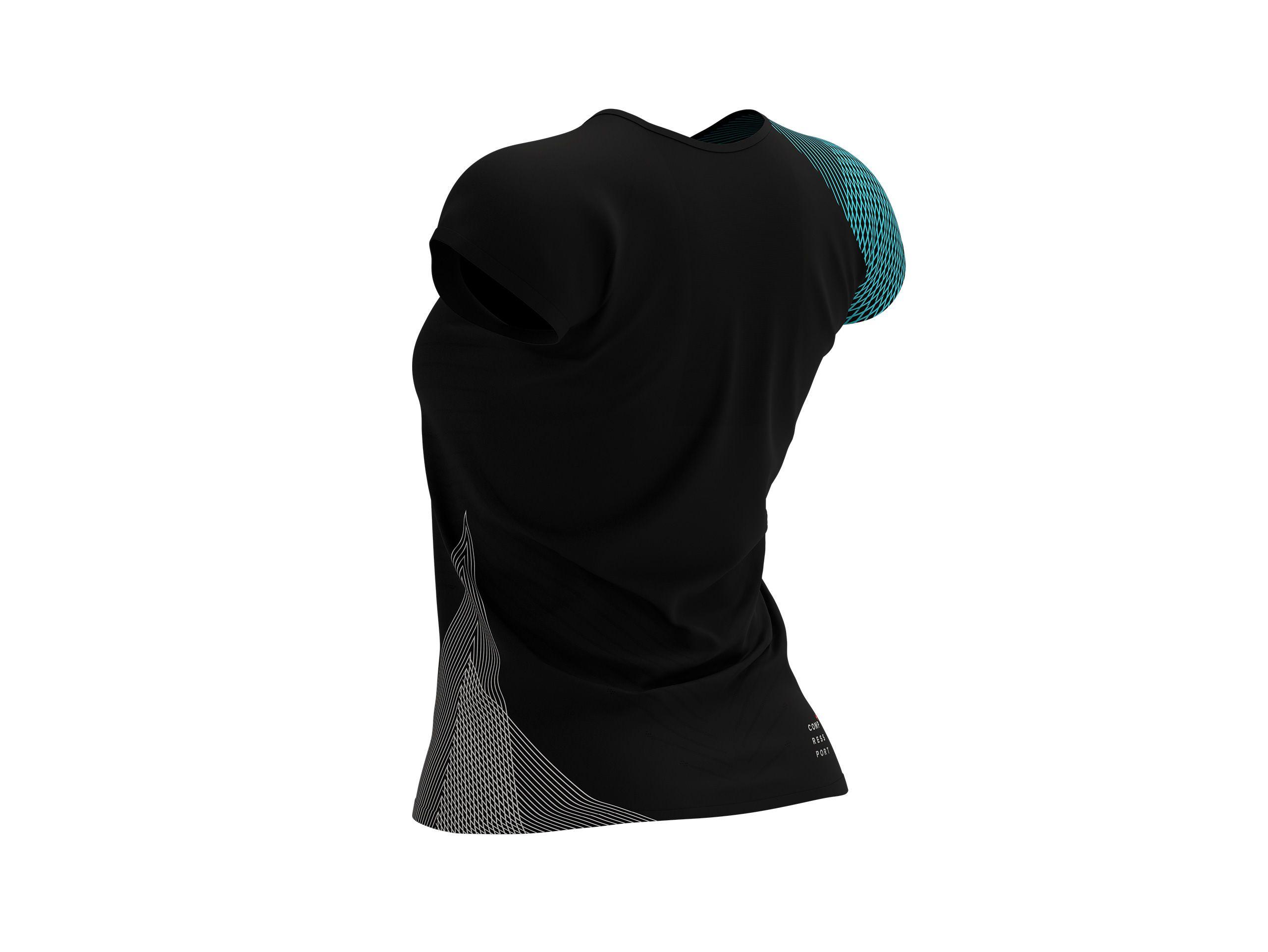 Performance SS Tshirt W BLACK