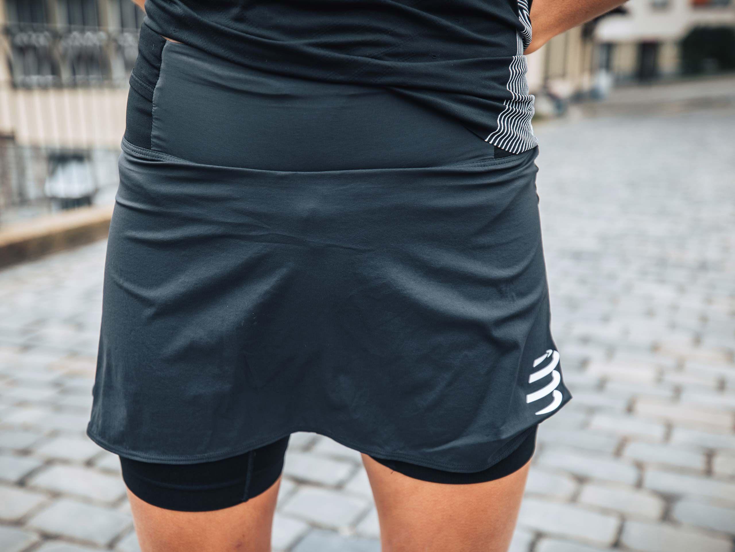Performance Skirt W BLACK