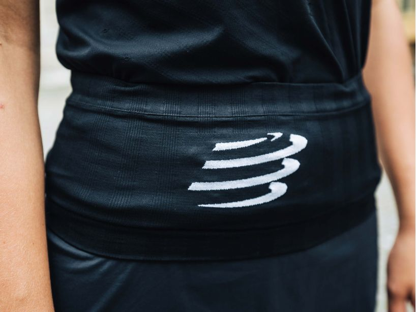Free Belt BLACK/CORAL
