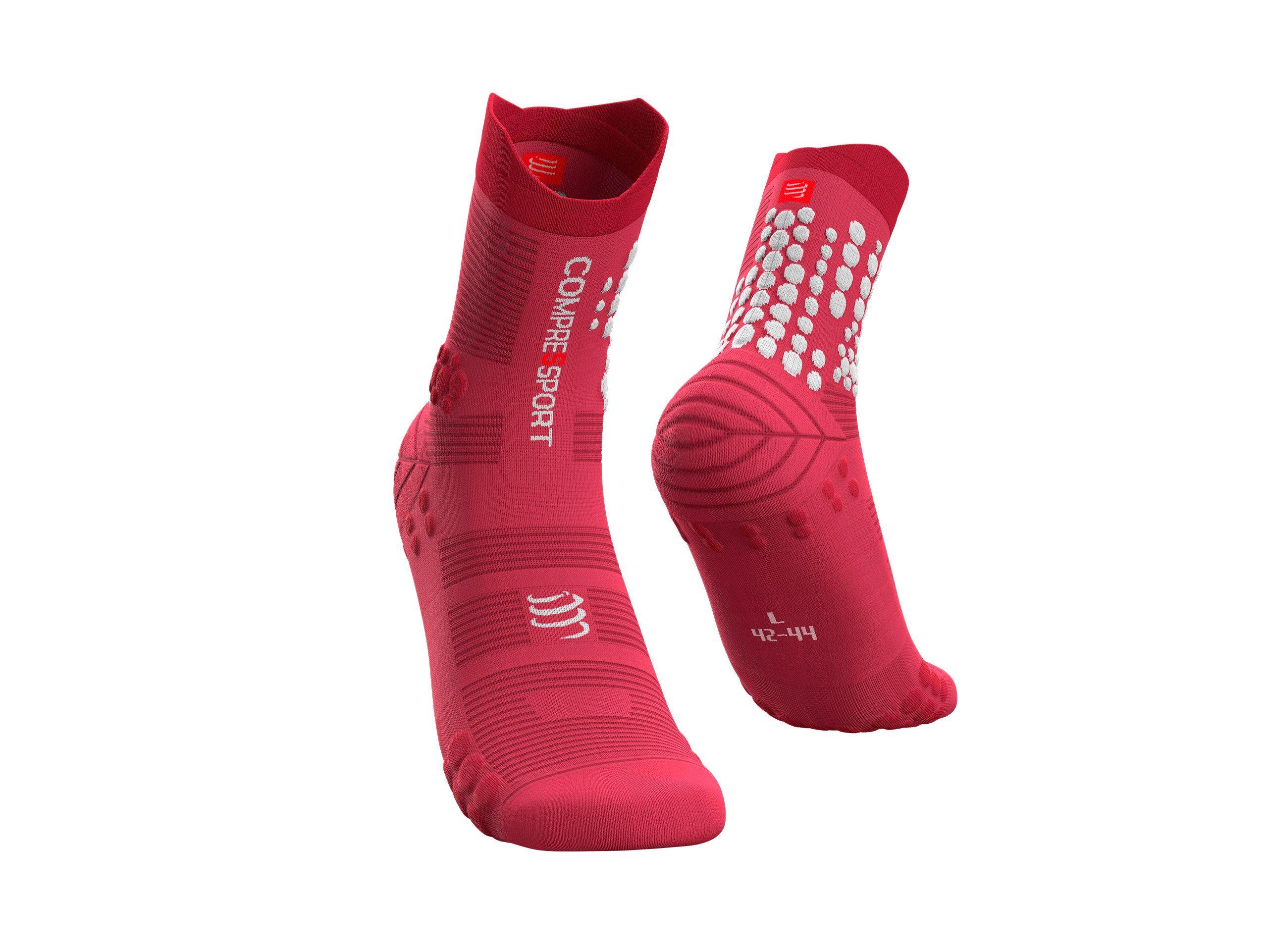 Pro Racing Socks v3.0 Trail Pink Garnet