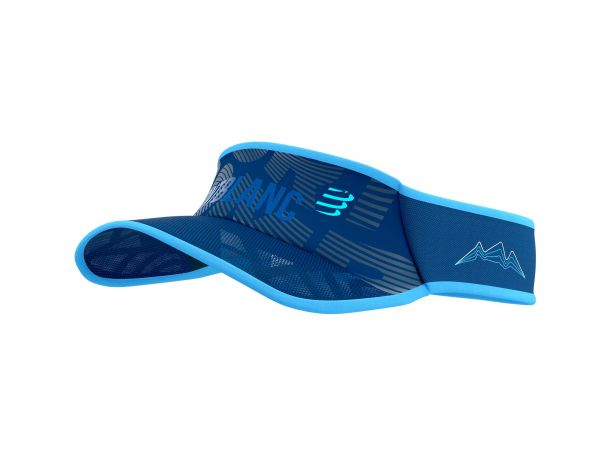 Spiderweb Ultralight Visor - Mont Blanc 2021 BLUE